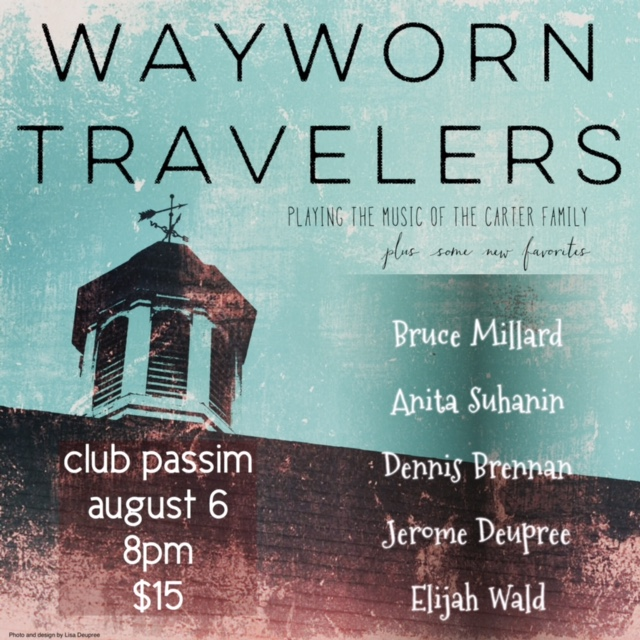 Wayworn Travelers show