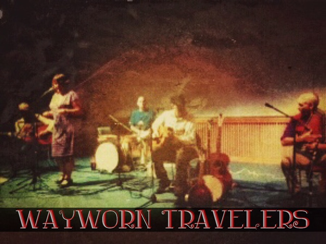 Wayworn Travelers