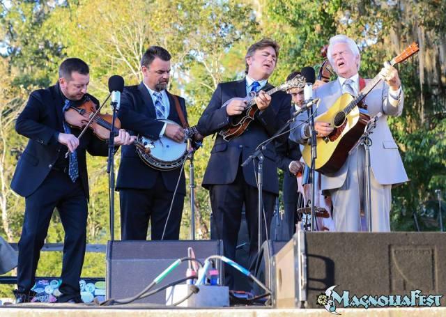 Del McCoury Band-MagnoliaFest