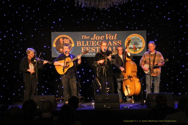 The Jon Jorgenson Bluegrass Band with Darol Anger